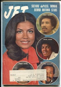 Jet 6/12/1976-Michael Jackson-Smokey Robinson-Eddie Kendricks-FN-