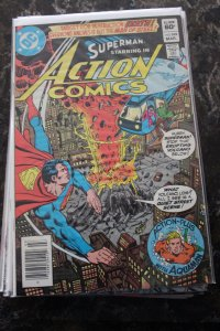 Action Comics #529 (DC, 1982) Condition: VF/NM