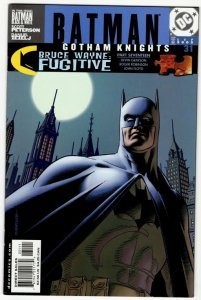 BATMAN Gotham Knights #31  (VF) 1¢ Auction! No Reserve!