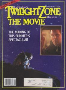 Twilight Zone Magazine, The (Rod Serling's) (vol. 3) #4 VG; TZ   low grade comic