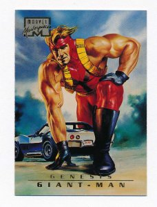 1996 Marvel Masterpieces #90 Giant-Man