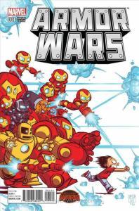 Armor Wars #1G VF/NM; Marvel | save on shipping - details inside