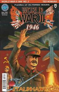 World War II: 1946 #3 VF/NM; Antarctic | save on shipping - details inside