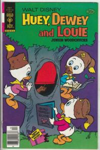 Huey Dewey and Louie Junior Woodchuks #53 (Dec-78) VF/NM+ High-Grade Huey Dew...
