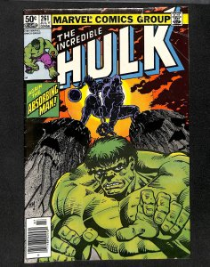The Incredible Hulk #261 (1981)