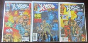 X-Men Comics Set # 1 - 3 - 8.0 VF - 1999