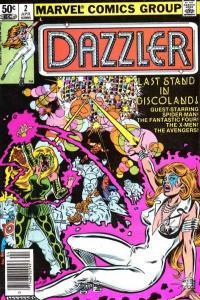 Dazzler #2, NM- (Stock photo)
