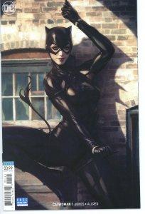 Catwoman 1  Artgerm Variant  9.0 (our highest grade)