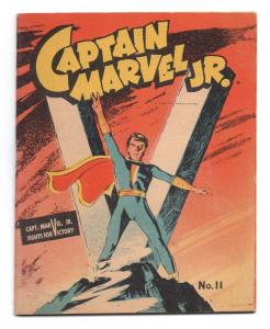 Mighty Midget Comics [Captain Marvel Jr.] #11/C (1942, Samuel E. Lowe & Co.)
