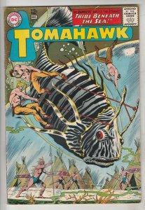 Tomahawk #95 (Dec-64) VF/NM High-Grade Tomahawk