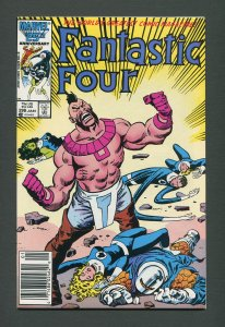 Fantastic Four #298 / 9.0 VFN/NM / Newsstand / January 1987