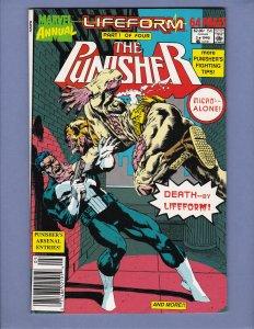 Punisher Annual #3 VF/NM Marvel 1990
