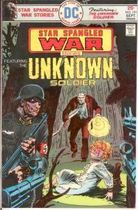 STAR SPANGLED WAR 191 FINE-VERY FINE Sept. 1975 COMICS BOOK
