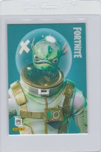 Fortnite Leviathan 271 Legendary Outfit Panini 2019 trading card series 1