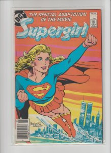 Copper Age Supergirl Reader Lot of 9 Comics Newsstand Editions!!