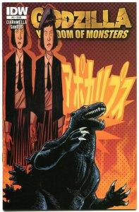 GODZILLA KINDOM of Monsters #11, VF+, 2011, more Horror in store