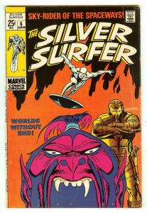 Silver Surfer 6   68 Pages