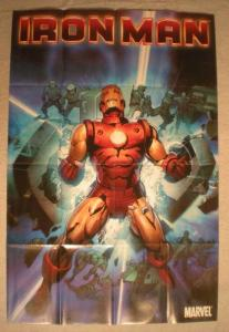 IRON MAN Promo Poster, Tony Starks, 24x36, 2010, more in our store