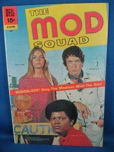 MOD SQUAD 5 VF Photo Cover 1970