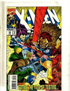 Lot of 12 Comic Books X-Men #23, X-Force #24 25 26 27 36 37 38 40 46 47 48 JF20