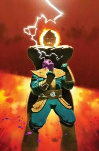 THANOS (2019 MARVEL) #4 PRESALE-07/31