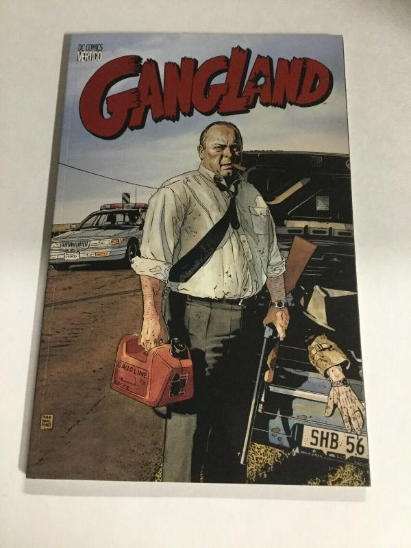 Gangland Nm Near Mint DC Vertigo Comics SC TPb