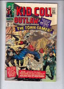 Kid Colt Outlaw #131 (Nov-66) FR/GD Low-Grade Kid Colt