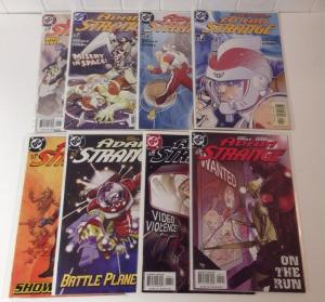 The Return of Adam Strange 1-8 Full Run Near Mint Andy Diggle Set