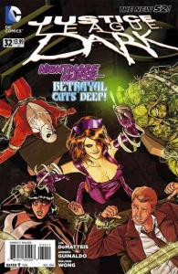 Justice League Dark #32, NM (Stock photo)