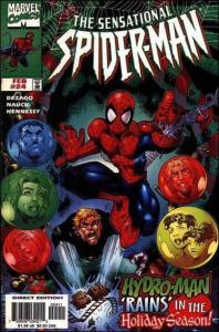 Marvel THE SENSATIONAL SPIDER-MAN (1996 Series) #24 VF/NM