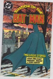 Shadow of the Batman #2 (1986)