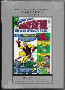 Marvel Masterworks Daredevil HC Hardcover Vol 1 - New/Sealed