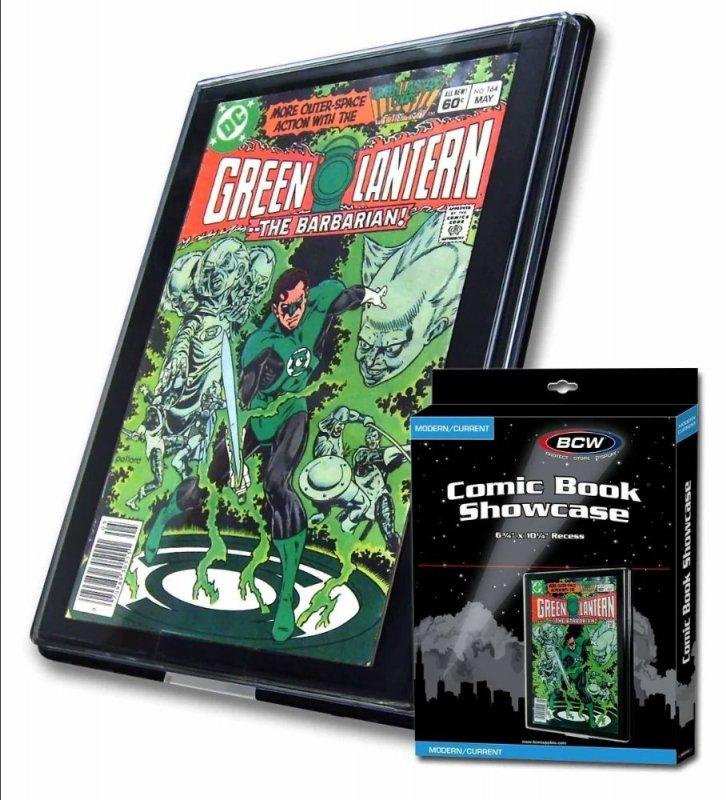 Comic Book Showcase - Current