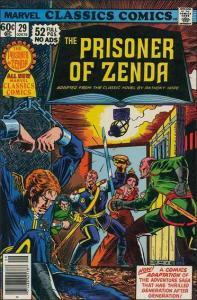 Marvel MARVEL CLASSICS COMICS #29 VG-