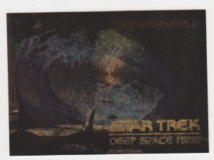 1993 Star Trek Deep Space 9 Spectra Card #S5 The Wormhole