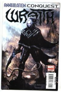 Annihilation: Conquest Wraith #1 1st appearance Marvel 2007