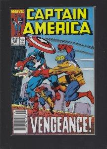 Captain America #347 (1988)