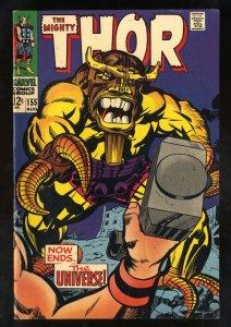 Thor #155 FN/VF 7.0
