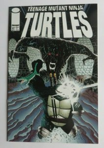 Teenage Mutant Ninja Turtles #17 VF+ Image 1998 1st Print Low Print Run TMNT