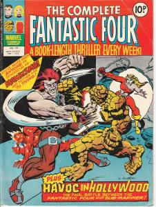 The Complete Fantastic Four #19 (Marvel 1978)