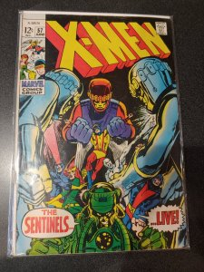 X-Men 57 FN (1968, Marvel) KEY ISSUE
