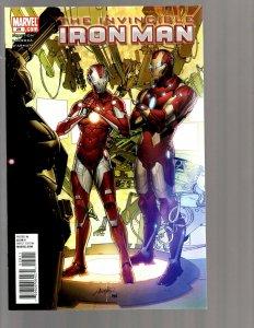 12 Invincible Iron Man Comics #29 30 31 32 33 500 500.1 501 502 503 504 505 GK35