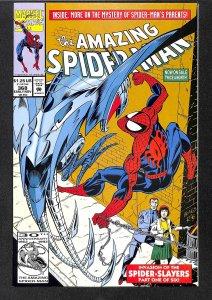 The Amazing Spider-Man #368 (1992)