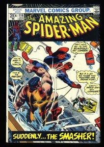Amazing Spider-Man #116 FN 6.0 Marvel Comics Spiderman