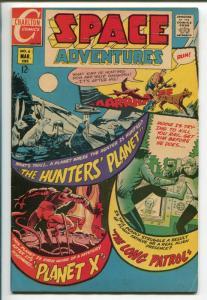 SPACE ADVENTURES #6 1969-CHARLTON-STEVE DITKO-vg/fn