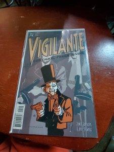 Vigilante: City Lights, Prairie Justice #2 (1995)
