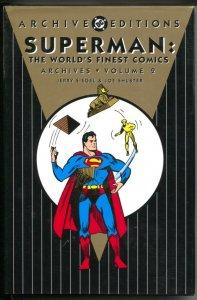 Superman Archives-Vol 2-Jerry Siegel-2009-HC-VG/FN