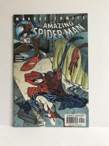 Amazing Spiderman #476
