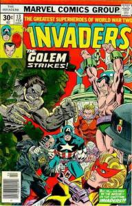 Invaders, The (2nd Series) #13 FN; Marvel | save on shipping - details inside