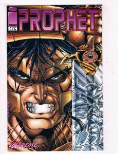 Prophet #3 NM Image Comics Comic Book Jan 1994 DE44